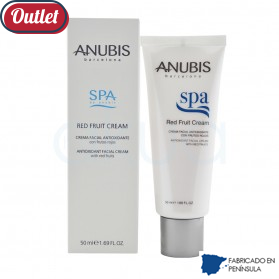 Crema Frutos Rojos 50 Ml Anubis OUTLET