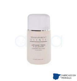 Limpiadora y tonico Transparent Clinic Anubis 175 Ml
