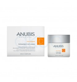 Crema Antioxidant Rich Polivitaminic 60 Ml Anubis