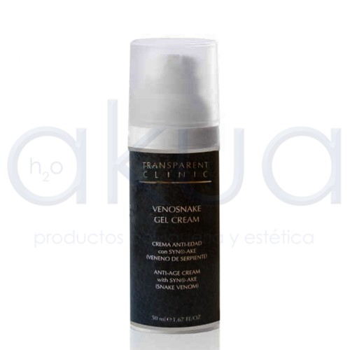 Crema Anti-Edad Venosnake Transparent Clinic Anubis 50 Ml