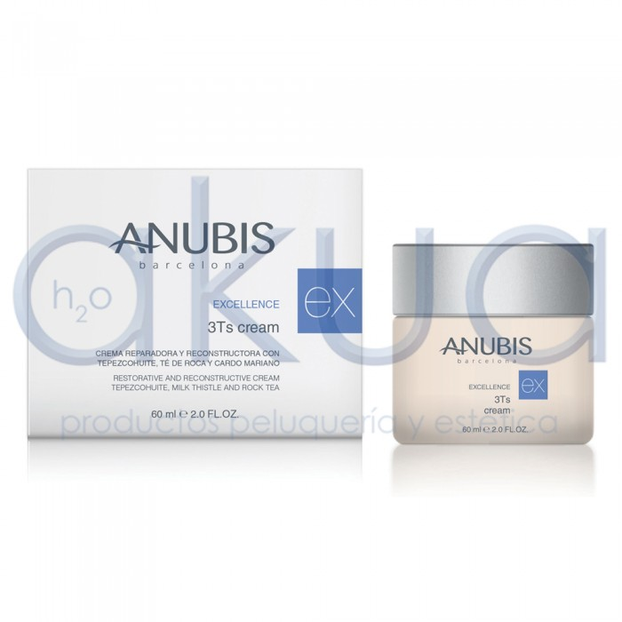 Crema 3Ts Excellence 60 Ml Anubis