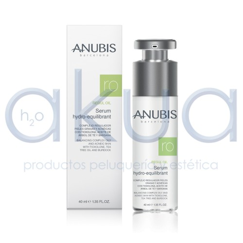 Serum Hydro - Equilibrant Regul Oil 50 Ml Anubis