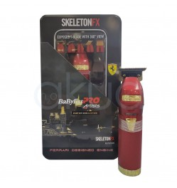 Maquina de corte Skeleton Red FX7870RE Ferrari Babyliss Pro