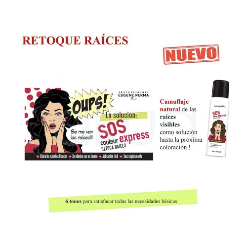 Cubre raices Eugene Perma 100ml