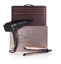 Platinum+ Styler & Air HairDryer Deluxe Gift Set ghd