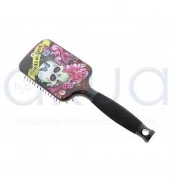 Cepillo Pink Xoxo Paddle Brush
