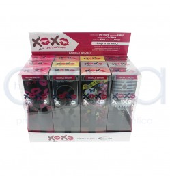 Expositor de Cepillos Xoxo Paddle Brush