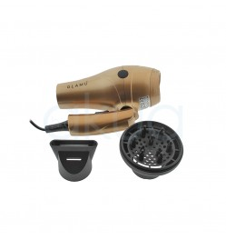 Secador Mini Hair Dryer Tourmaline Glamu Giubra