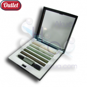 Paleta sombra MYA Green Leaves OUTLET