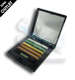 Paleta sombra MYA Green Gold OUTLET