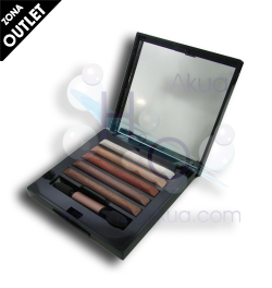 Paleta sombra MYA Brown OUTLET