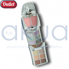 Estuche Pinturas Movil OUTLET