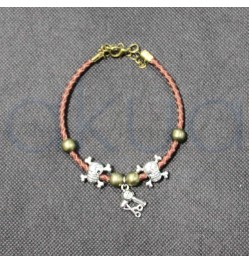 Pulsera Marron Pirata
