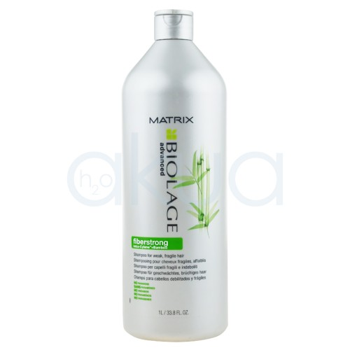 Champu Cabello Fragil Fiberstrong Advance Matrix 1000ml
