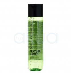 Champoo com Polimeros Texture Games Matrix 300ml