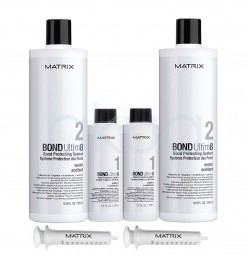 Bond Ultim8 Kit Tratamiento Salon Plex Matrix