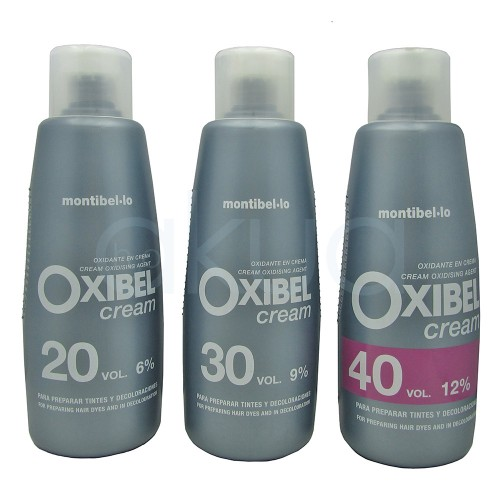 Oxigenada Montibello oxibel cream 1000 ml