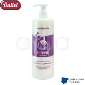 Acondicionador técnico Nutrive Repair Montibello 1000 ml OUTLET