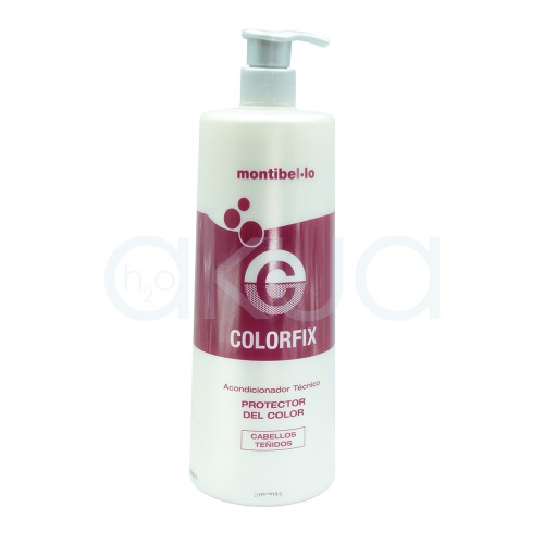 Acondicionador técnico Colorfix Montibello 1000 ml OUTLET