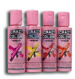 Crazy Color Crema Semi-Permanente