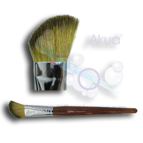 Pincel Brocha Ovlicua Colorete Pelo Pony Stage Ref.59.7