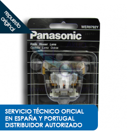 Cuchilla Panasonic Series ER15.. ER16.. GP80 repuesto