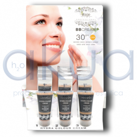 Expositor Hydra colour cream (BB cream) Stage