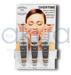 Expositor Maquillaje Overtime Stage