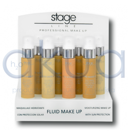 Expositor Fluid Make-Up Stage