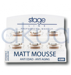 Expositor Matt Mousse Stage