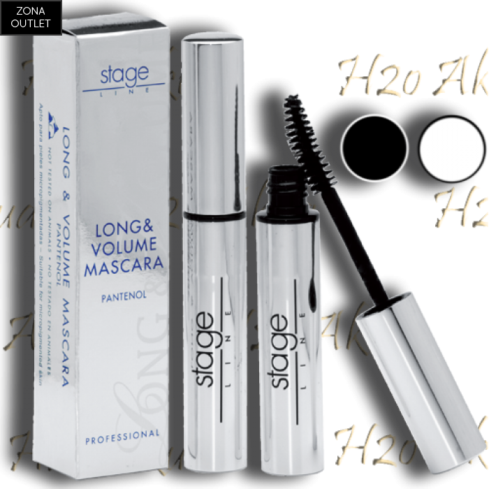 Mascara long and volumen Stage OUTLET
