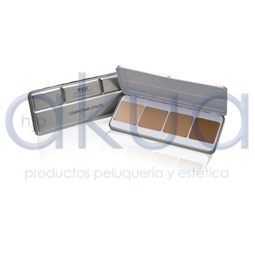 Formula Two - Compact Make-up Palette Stage Line