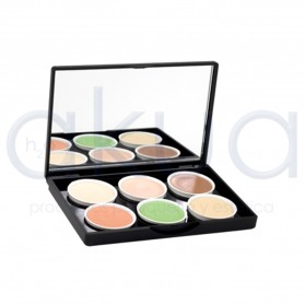 Paleta Make-Up maquillaje Stage 6 ud