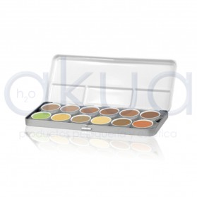 Paleta Make-Up maquillaje Stage 12 ud