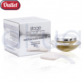 Matt mousse make up Stage OUTLET