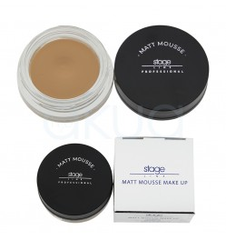 Matt Mousse Matte Make Up Stage  15 ml