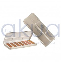 Paleta Velvet blush metalica 7 colores Stage
