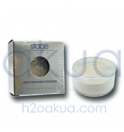Air Finishing Powder Stage