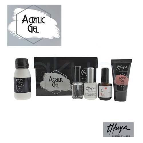 Kit Acrylic Gel Thuya
