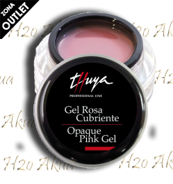 Gel Thuya rosa cubriente Outlet