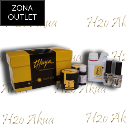 Kit solar acrilica Thuya OUTLET