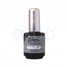 Esmalte semipermanente Thuya Top Coat Anti amarilleo 14 ml