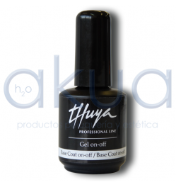 Esmalte Gel On Off Base Coat 14 ml Thuya