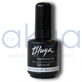 Esmalte Semipermanente Gel Thuya On Off Base Coat 14 ml