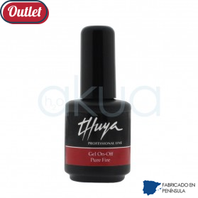 Esmalte semipermanente Gel Thuya On Off Color 14ml  OUTLET