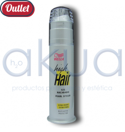 Gel Nacarado Wella OUTLET