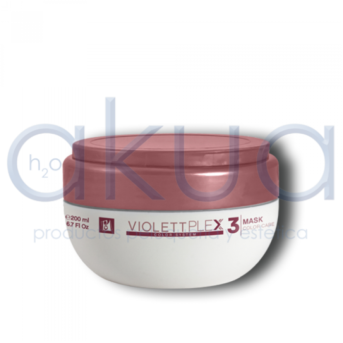 Violett Plex Color System Mascarilla 200 ml