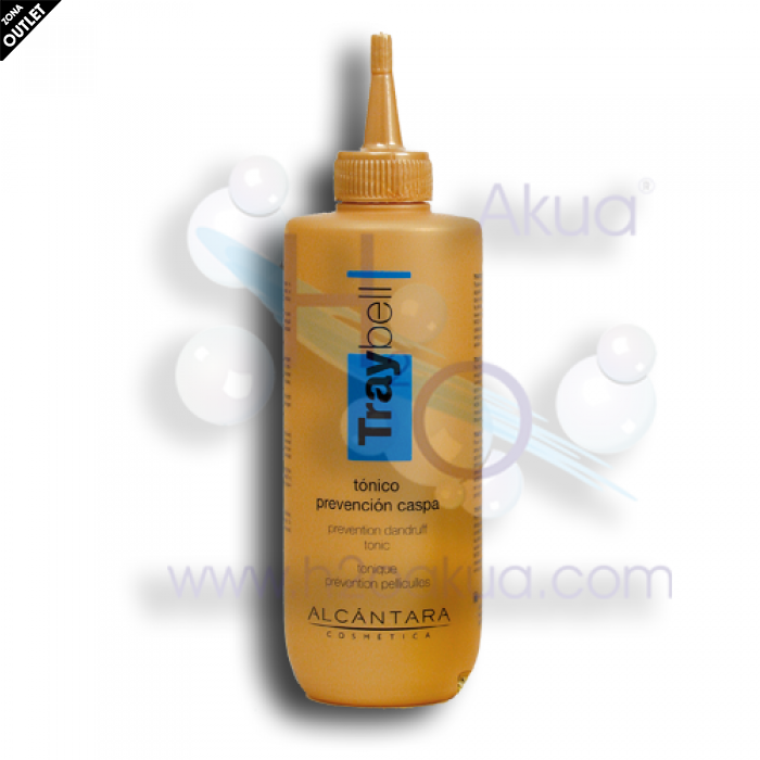 Traybell Tonico prevencion caspa 300 ml Outlet