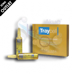 Traybell ampollas prevencion caspa  6*10 ml Outlet