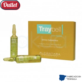 Ampollas tonico balsamico  6*10 ml Traybell Outlet